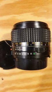 Minolta Objektiv MD 50mm 1