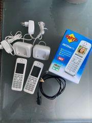 2 x Fritz Fon Telefone