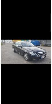 Mercedes E350CDI 4Matic