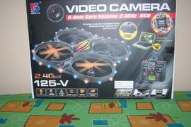 RC-Modelle, Modellbau - Drohne mit Videokamera ab 14