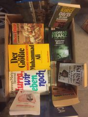 Bücher 10 pro Karton