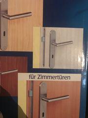 Türdrücker-Garnitur Edelstahl