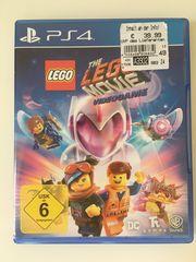 PS4 Lego Movie Spiel