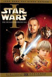 DVD Star Wars 1 - Die dunkle