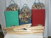 Anfeuerholz 5 kg-Gebinde ca 11