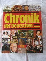 Chronik der Deutschen Geschichte Buch