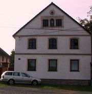 Ehemaliges Bauernhaus in Tschechien zu