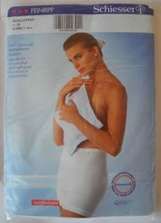 Damen Schlüpfer Größe 44 weiß