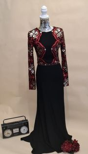 Abendkleid Ballkleid Henna Abend Kleid