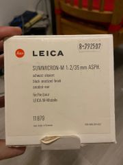 Leica Summicron M 35mm f2