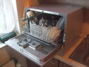 Tisch-Spülmaschine für 1-2 Personen