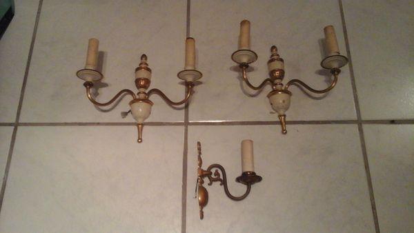 Aus Nachlass einige Lampen b