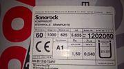 Rockwool Sonorock Trennwandplatte 60mm 5