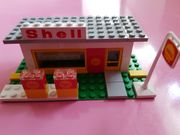 Lego Tankstelle 1970