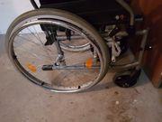Rollstuhl der marke BB