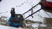 Güde Elektro Schneefräse 1600W GESF400