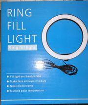 Ring fill Light für Selfies