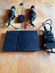 Playstation 2 Singstar Mikrofon
