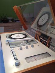 Braun SK 61 - SchallplattenspielerRadio - um
