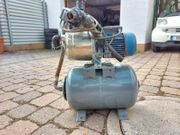 Leistungsfähige Gartenpumpe Hauswasserwerk 6000 Liter