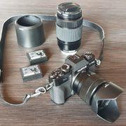 Fujifilm X-T20 Systemkamera