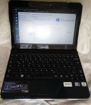 Samsung N220 Netbook mit SSD