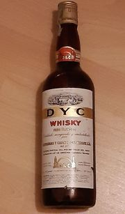 DYC Fino Blended Whisky Whiskey
