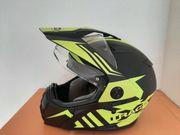 Motorrad- Moped-Helm Größe S