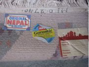 Teppich Nepal 1 88m x