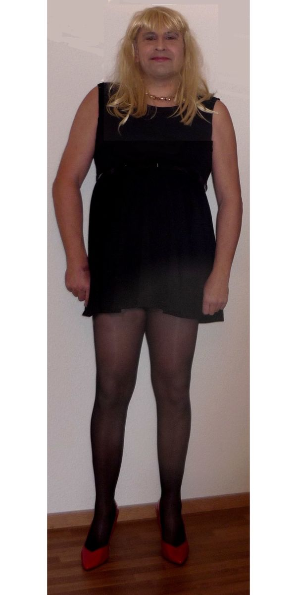 Mollige devote Transfrau 49 sucht
