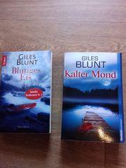 Giles Blunt TB Blutiges Eis