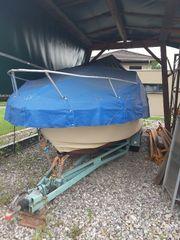 Reinell Motorboot Motorschaden