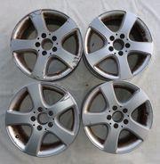 Mercedes-Benz Borbet Alufelgen 7 5Jx16