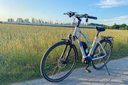 E-Bike wurde gestohlen Liqbike Damenfahrrad