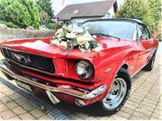 Oldtimer Ford Mustang 1966 mieten