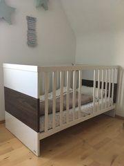 Babybett Malie 70x140 von Wellemöbel