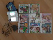 Nintendo DS2 mit 9 Spielen
