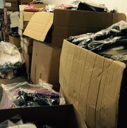 Restposten Kleidung Großhandel Textilien Mix