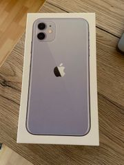 Iphone 11 violett 128 GB