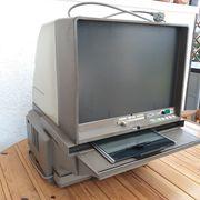 Mikrofilmlesegerät m Drucker u v
