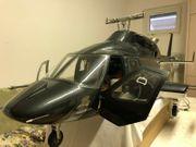 Turbinen Airwolf Vario Helifactory Jetcat