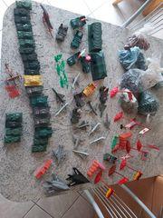 Verkaufe Plastiksoldaten Sammlung