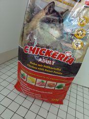 Wolfsblut Trockenfutter Huhn mit süßkartoffel
