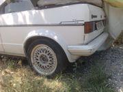 Golf 1 Cabrio 2000