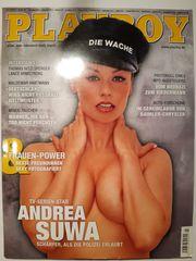 Playboy Juli 2005 - Andrea Suwa