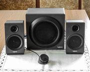 Multimedia Speaker Logitech S-00154 Z333