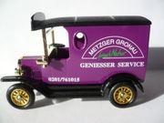 Metzger Gronau T-Ford Kastenwagen mit
