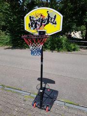 Basketballkorb höhenverstellbar 1 3m-2m gebraucht