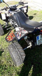 quad Trasher 520