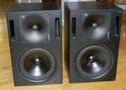 Paar Genelec High-End-Lautsprechermonitore HT-210 wie